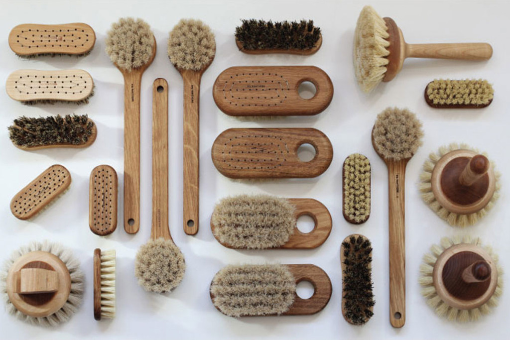 skin care brushes